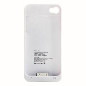 Externá batéria iPhone 4/4S - biela