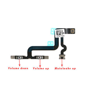 Apple iPhone 6S Plus - Volume Mute Control Flex Cable