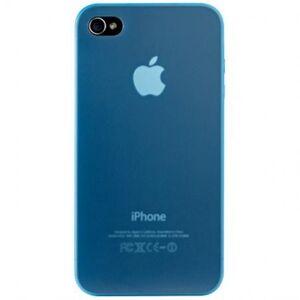 Modrý UltraSlim 0.3mm Case 4/4S