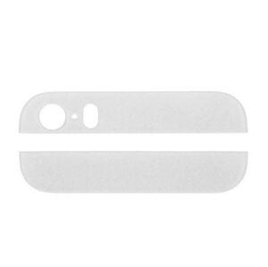 Apple iPhone 5 - Biele zadné sklo housingu