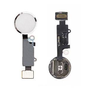 Apple iPhone 7, 7 Plus, 8, 8 Plus - Home button - Tlačidlo domov s funkciou späť (biela)