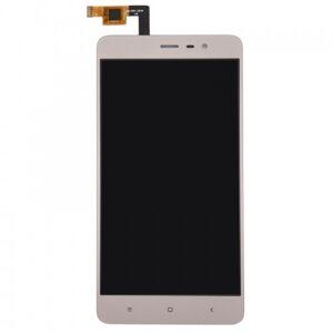 LCD displej + dotyková plocha pre Xiaomi Redmi Note 3 Pro, Gold