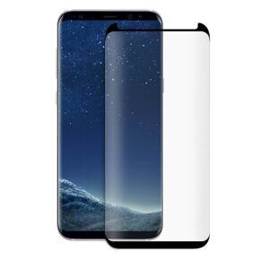 SES Ochranné tvrdené sklo 3D pre Samsung Galaxy S8 G950F - čierne 140035404SK
