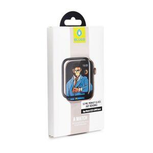 5D Mr. Monkey Glass - Apple Watch 4/5 40MM black