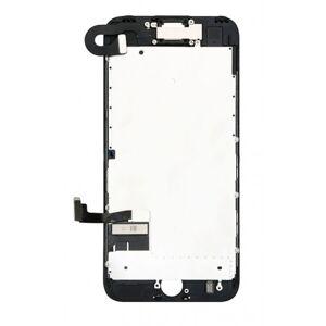 Čierny LCD displej iPhone 7 Plus s prednou kamerou + proximity senzor OEM (bez home button)