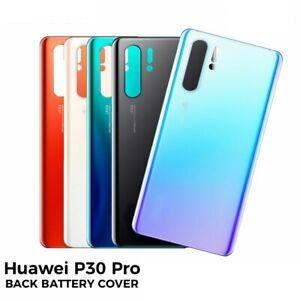 Huawei P30 Pro - Zadný kryt - čierny
