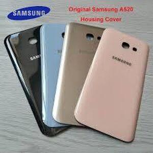 Samsung Galaxy A5 2017 A520 - Zadný kryt - čierny