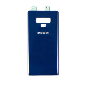 Samsung Galaxy Note 9 - Zadný kryt - modrý