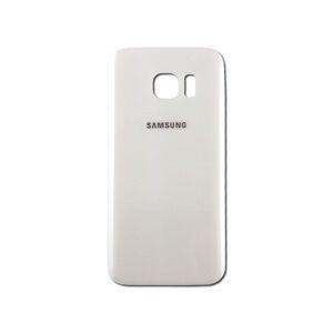 Samsung Galaxy S7 Edge - Zadný kryt - biely