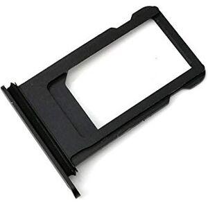 iPhone X - Držiak SIM karty - SIM tray - čierny (space grey)