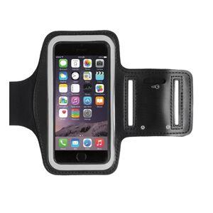 Armband - univerzálny držiak telefónu na ruku 6 - 6,5''  čierny