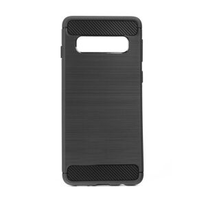 Forcell CARBON Case  Samsung Galaxy S10 Lite čierny