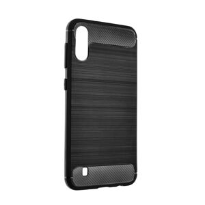 Forcell CARBON Case  Samsung Galaxy M11 čierny