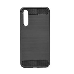 Forcell CARBON Case  Huawei P Smart čierny