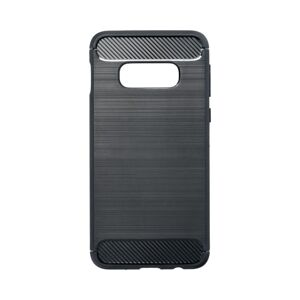 Forcell CARBON Case  Samsung Galaxy S10e čierny