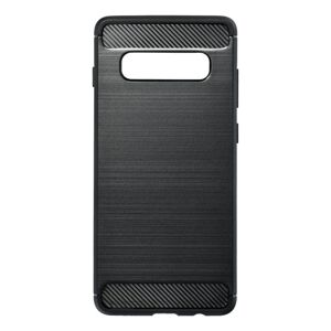 Forcell CARBON Case  Samsung Galaxy S10 Plus čierny