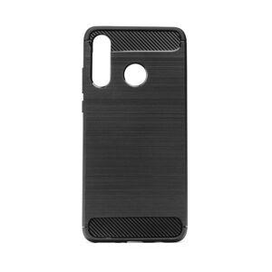 Forcell CARBON Case  Huawei P40 Lite E čierny