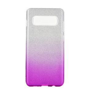 Forcell SHINING Case  Samsung Galaxy S20 Plus / S11 priesvitný/ružový