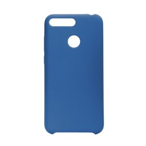 Forcell Silicone Case  Huawei P40 Lite E modrý