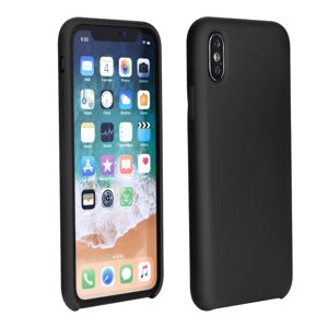 Forcell Silicone Case  Samsung Galaxy A70 / A70s čierny