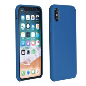 Forcell Silicone Case  Samsung Galaxy A70 / A70s tmavomodrý