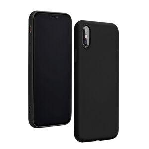 Forcell SILICONE LITE Case  Samsung Galaxy A51 čierny