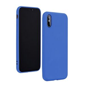 Forcell SILICONE LITE Case  Samsung Galaxy A40 modrý