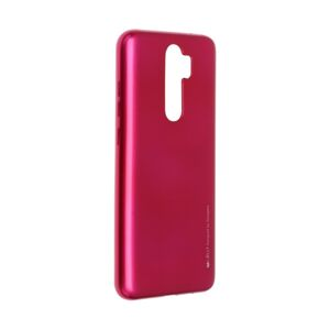 i-Jelly Case Mercury  Xiaomi Redmi Note 8 Pro ružový