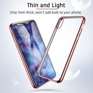 ESR Essential Twinkler   iPhone XS Max rose  zlatý
