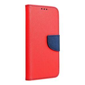 Fancy Book    Samsung A70E červený/ tmavomodrý