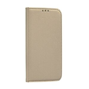 Smart Case Book   Samsung A51   zlatý