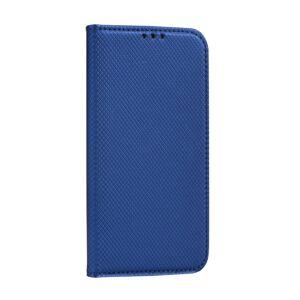 Smart Case Book   LG Q60   tmavomodrý modrý