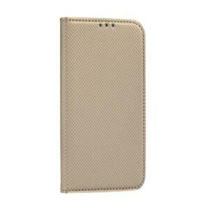 Smart Case Book   Samsung Note 10 Plus   zlatý