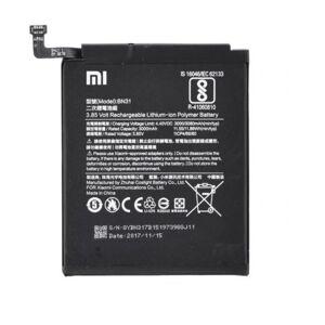 Xiaomi Mi5X. Mi A1. Redmi Note 5A Prime - originálna batéria BN31 3080 mAh