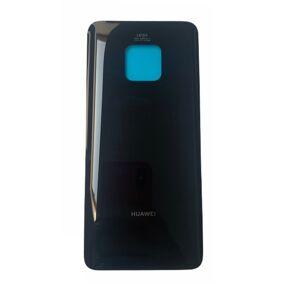 Huawei Mate 20 Pro - zadný kryt - čierny