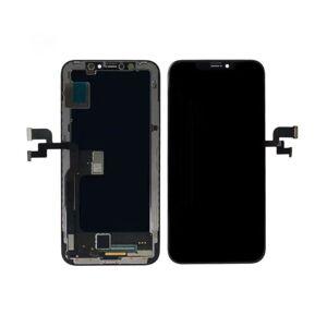ORIGINAL Čierny LCD displej + dotykové sklo Apple iPhone 11