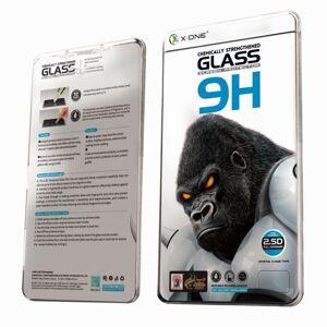 X-ONE Full Cover Extra Strong - 3D ochranné tvrdené sklo pre iPhone 12 mini