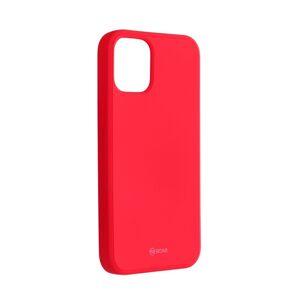 Roar Colorful Jelly Case -  iPhone 12 Mini   hot ružový puruprový
