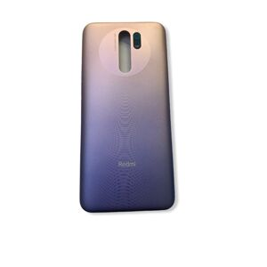 Xiaomi Redmi 9 - Zadný kryt - purple - fialový