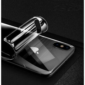 Zadná ochranná fólia - hydrogel - iPhone X