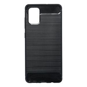 Forcell CARBON Case  Samsung Galaxy A71 5G čierny
