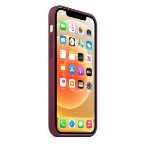iPhone 12 mini Silicone Case - fialový