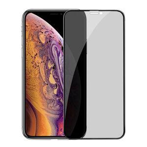 Anti-Spy - Ochranné temperované sklo pre Apple iPhone 11 Pro/X/XS