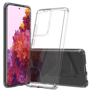 Samsung Galaxy S21 - Priesvitný ultratenký silikónový kryt