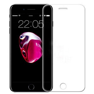 3D FULL GLUE Clear Crystal UltraSlim iPhone 7/8/SE 2020