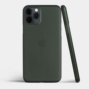 Slim Minimal iPhone 12 Pro Max - matný zelený