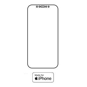 Hydrogel - matná ochranná fólia - iPhone 12 mini - typ 2