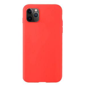 SOFT - Silikónový kryt pre iPhone 11 Pro Max - červený