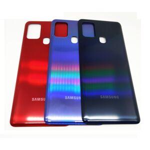 Samsung Galaxy A21s - Zadný kryt - modrý