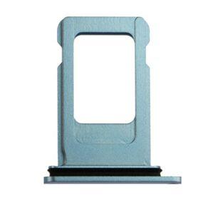iPhone XR - Držiak SIM karty - SIM tray - modrý